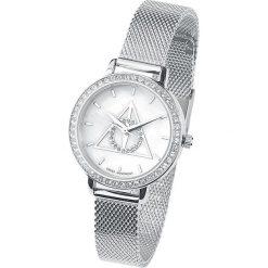 Harry Potter Deathly Hallows Zegarek na rękę srebrny. Szare zegarki damskie Harry Potter, srebrne. Za 691,90 zł.