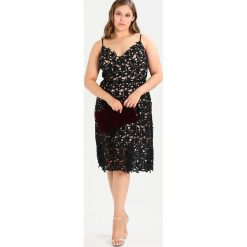 Sukienki hiszpanki: City Chic SO FANCY Sukienka koktajlowa black