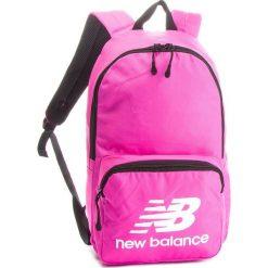 Plecak NEW BALANCE - Class Backpack NTBCBPK8PK Pink. Czerwone plecaki męskie New Balance, z materiału, sportowe. Za 99,99 zł.
