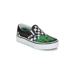 Tenisówki Dziecko  Vans  CLASSIC SLIP-ON MARVEL. Szare buty sportowe chłopięce marki Vans, z gumy, na sznurówki. Za 186,20 zł.
