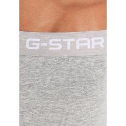 GStar CLASSIC TRUNC 2 PACK  Panty light nassau blue heather/grey heather. Niebieskie bokserki męskie G-Star, z bawełny. W wyprzedaży za 143,10 zł.