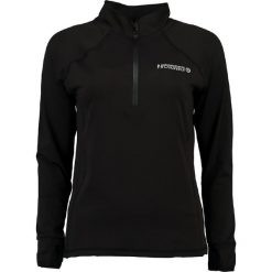 """Swetry klasyczne damskie: Koszulka """"Jasarde"""" w kolorze czarnym"""