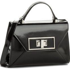 Torebka GINO ROSSI - Tresso XV3835-ELB-TS00-9900-T 99. Czarne torebki klasyczne damskie Gino Rossi. W wyprzedaży za 229,00 zł.