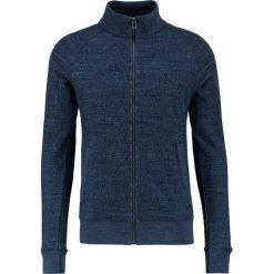 BOSS CASUAL ZTATE Bluza rozpinana dark blue. Niebieskie bluzy męskie rozpinane marki BOSS Casual, m, z bawełny, casualowe. W wyprzedaży za 463,20 zł.
