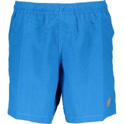 Szorty kąpielowe w kolorze niebieskim. Niebieskie kąpielówki męskie marki Speedo, klasyczne. W wyprzedaży za 78,95 zł.