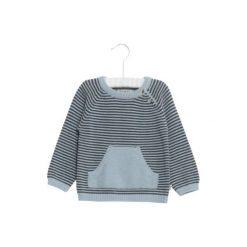 Swetry chłopięce: WHEAT Knit Sweter Arnold ashleyblue