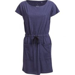 Sukienka SUDD600 - granatowy melanż - Outhorn. Niebieskie sukienki dzianinowe Outhorn, na lato, melanż, sportowe, sportowe. W wyprzedaży za 54,99 zł.