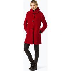 Gil Bret - Płaszcz damski z dodatkiem kaszmiru, czerwony. Czerwone płaszcze damskie pastelowe Gil Bret, z kaszmiru. Za 899,95 zł.