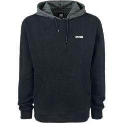 Dickies Oakton Bluza z kapturem czarny. Szare bluzy męskie rozpinane marki Dickies, z bawełny. Za 244,90 zł.