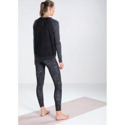 Lolë TRAVIS  Bluzka z długim rękawem black. Czarne bluzki damskie Lolë, s, z elastanu, z długim rękawem. W wyprzedaży za 144,50 zł.