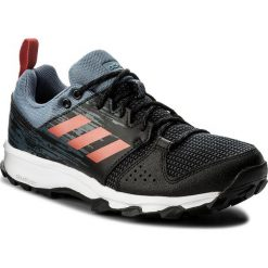 Buty adidas - Galaxy Trail W CG3981 Cblack/Trasca/Carbon. Czarne buty do biegania damskie Adidas, z materiału. W wyprzedaży za 199,00 zł.