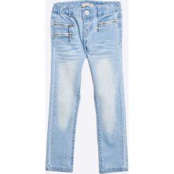 Rurki dziewczęce: Name it - Jeansy dziecięce 104-134 cm