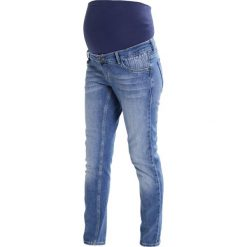 Boyfriendy damskie: Noppies ISA Jeansy Slim Fit light wash