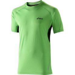 Asics Koszulka Pace SS Top zielona r. M (110507 0498). Szare t-shirty męskie marki Asics, z poliesteru. Za 67,00 zł.
