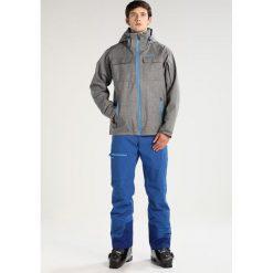 Marmot RADIUS Kurtka snowboardowa cinder. Szare kurtki narciarskie męskie marki Marmot, m, z materiału. W wyprzedaży za 944,25 zł.