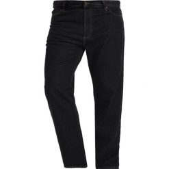 Jeansy męskie regular: BAD RHINO BASIC Jeansy Relaxed Fit black