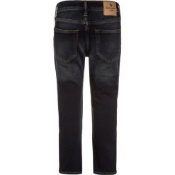 Abercrombie & Fitch TABLE  Jeans Skinny Fit blue. Niebieskie jeansy męskie relaxed fit marki Abercrombie & Fitch. Za 239,00 zł.