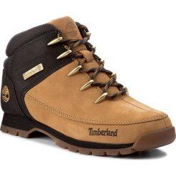 Buty zimowe męskie: Trapery TIMBERLAND - Euro Sprint Hiker A1NHJ Wheat