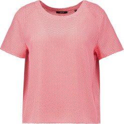Bluzki asymetryczne: Opus FIANA Bluzka poppy red