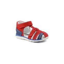 Sandały Dziecko  GBB  SPARTACO. Czerwone sandały chłopięce GBB. Za 223,20 zł.