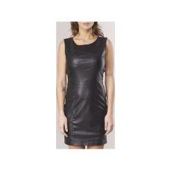 Sukienki krótkie Only  QUEEN. Sukienki małe czarne ONLY, z krótkim rękawem. Za 143,20 zł.