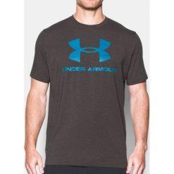 Under Armour Koszulka męska CC Sportstyle Logo szara r. L (1257615-019). Szare koszulki sportowe męskie Under Armour, l. Za 99,90 zł.