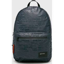 Diesel - Plecak DISCOVER.UZ.F.PR027. Szare plecaki męskie Diesel, z poliesteru. Za 439,90 zł.