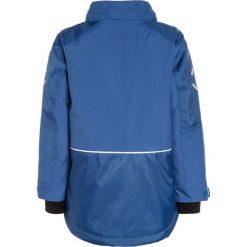 Mikkline OXFORD Kurtka zimowa delft blue. Niebieskie kurtki chłopięce zimowe marki mikk-line, z jeansu. W wyprzedaży za 356,30 zł.