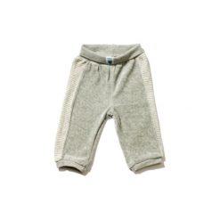 Spodnie niemowlęce: SALT AND PEPPER Boys Baby Spodnie plusz grey