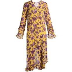 Długie sukienki: Baum und Pferdgarten AMELI Długa sukienka yellow