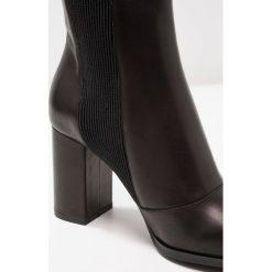 Botki damskie lity: Shoe The Bear BICH  Botki black