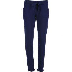 Spodnie dresowe damskie: Spodnie dresowe DEHA Granatowy