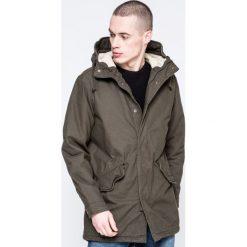 Jack & Jones - Kurtka. Czarne kurtki męskie marki Jack & Jones, l, z bawełny, z okrągłym kołnierzem. W wyprzedaży za 269,90 zł.
