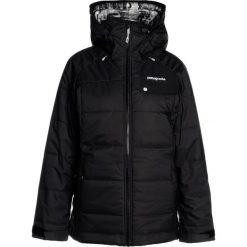 Patagonia RUBICON Kurtka snowboardowa black. Czarne kurtki sportowe damskie Patagonia, xl, z materiału, narciarskie. W wyprzedaży za 1175,20 zł.