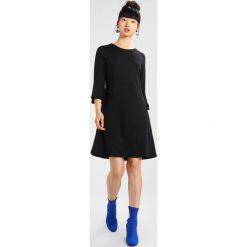 Sukienki hiszpanki: b.young SELOUISE FLARED DRESS Sukienka z dżerseju black