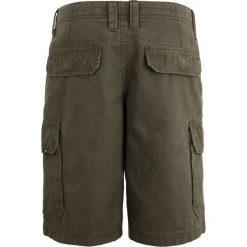 Billabong ALL DAY  Bojówki dark olive. Zielone jeansy chłopięce marki Billabong. Za 209,00 zł.