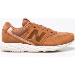 New Balance - Buty WRT96EAC. Szare buty sportowe damskie New Balance, z materiału. W wyprzedaży za 269,90 zł.