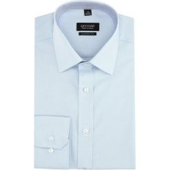 Koszule męskie: koszula bexley 2790 długi rękaw custom fit niebieski