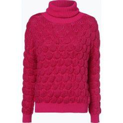 BOSS Casual - Sweter damski z dodatkiem moheru – Ireana, różowy. Czerwone swetry klasyczne damskie BOSS Casual, m, z dzianiny. Za 849,95 zł.