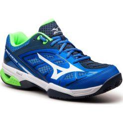 Buty MIZUNO - Wave Exceed Cc 61GC175301  Granatowy Kolorowy. Czarne buty do tenisa męskie marki Asics. W wyprzedaży za 339,00 zł.