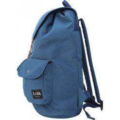 Plecaki męskie: Plecak w kolorze granatowym - 40 x 31 x 16 cm