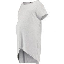 T-shirty damskie: 9Fashion ZIMMY Tshirt z nadrukiem grey melange