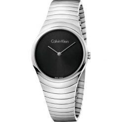 ZEGAREK CALVIN KLEIN K8A23141. Czarne zegarki męskie marki Calvin Klein, szklane. Za 1129,00 zł.