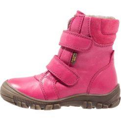 Froddo Śniegowce fuxia. Czerwone buty zimowe damskie Froddo, z materiału. W wyprzedaży za 239,40 zł.