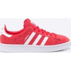 Adidas Originals - Buty Campus W. Szare buty sportowe damskie adidas Originals, z materiału. W wyprzedaży za 329,90 zł.