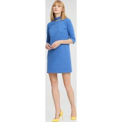 Niebieska Sukienka Afro. Niebieskie sukienki marki other, l, midi. Za 64,99 zł.