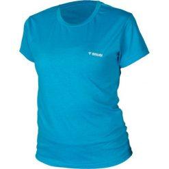 Brugi Koszulka damska T-SHIRT 2HJR 842-BLUETTE niebieska r. M. Niebieskie topy sportowe damskie Brugi, m. Za 19,99 zł.