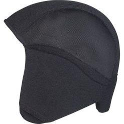 """Czapki męskie: Czapka """"Winter Kit"""" w kolorze czarnym na kask rowerowy"""