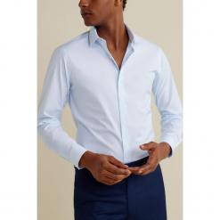 Mango Man - Koszula Emotion4. Szare koszule męskie na spinki marki S.Oliver, l, z bawełny, z włoskim kołnierzykiem, z długim rękawem. Za 199,90 zł.