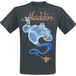 Aladyn Genie - Magic T-Shirt odcienie ciemnoszarego. Szare t-shirty męskie z nadrukiem Aladyn, m, z okrągłym kołnierzem. Za 74,90 zł.
